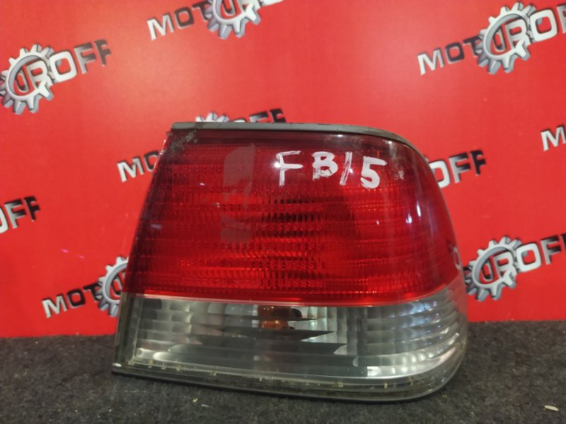 Фонарь (стоп-сигнал) Nissan Sunny FB15 QG15DE 1998 задний правый (б/у)