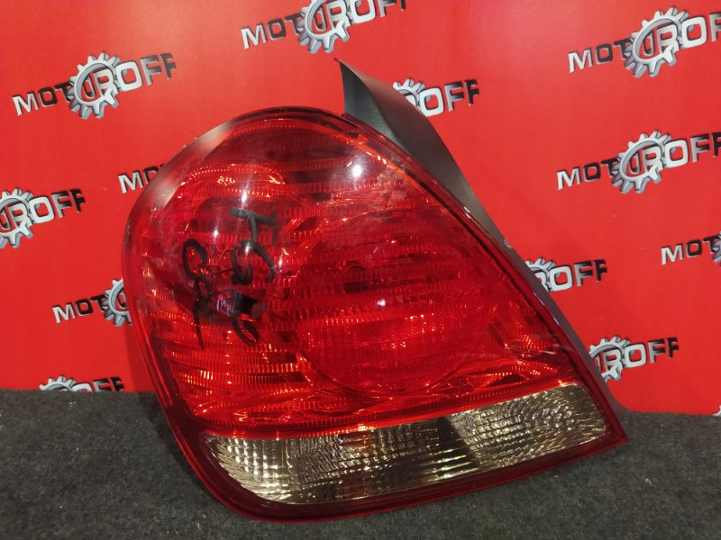 Фонарь (стоп-сигнал) Nissan Bluebird Sylphy TG10 QR20DD 2003 задний левый (б/у)