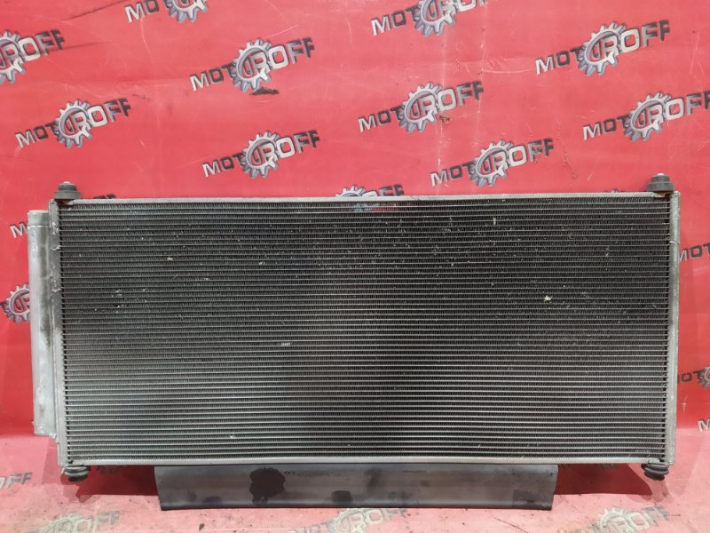 Радиатор кондиционера Honda Fit GE6 L13A 2005 (б/у)