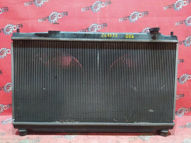 Радиатор двигателя Honda Fit GE6 L13A 2005 (б/у)