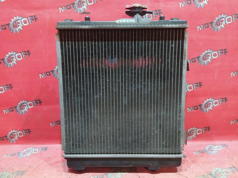 Радиатор двигателя Suzuki Swift HT51S M13A 2000 (б/у)