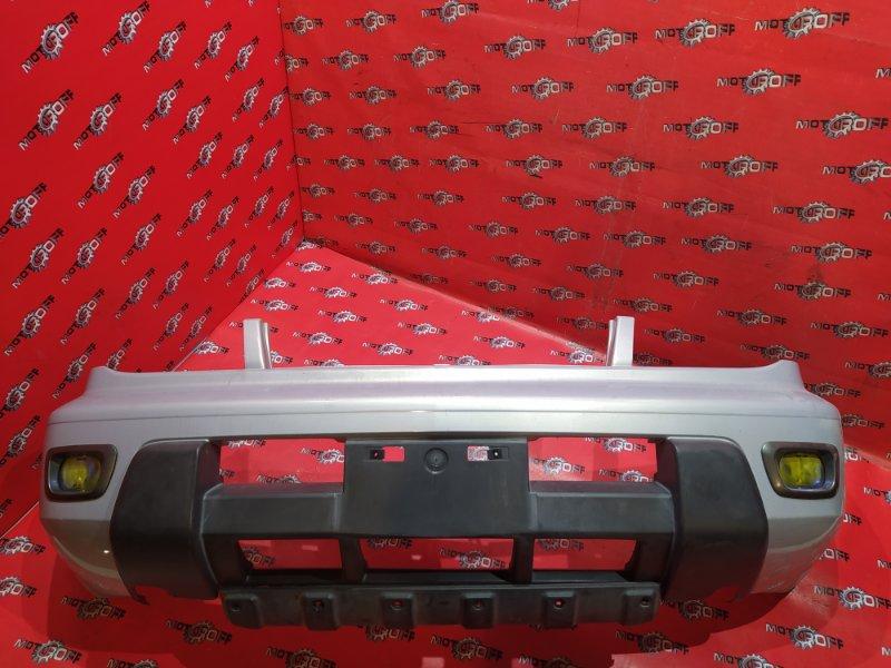 Бампер Nissan X-Trail NT30 QR20DE `2000 передний (б/у)