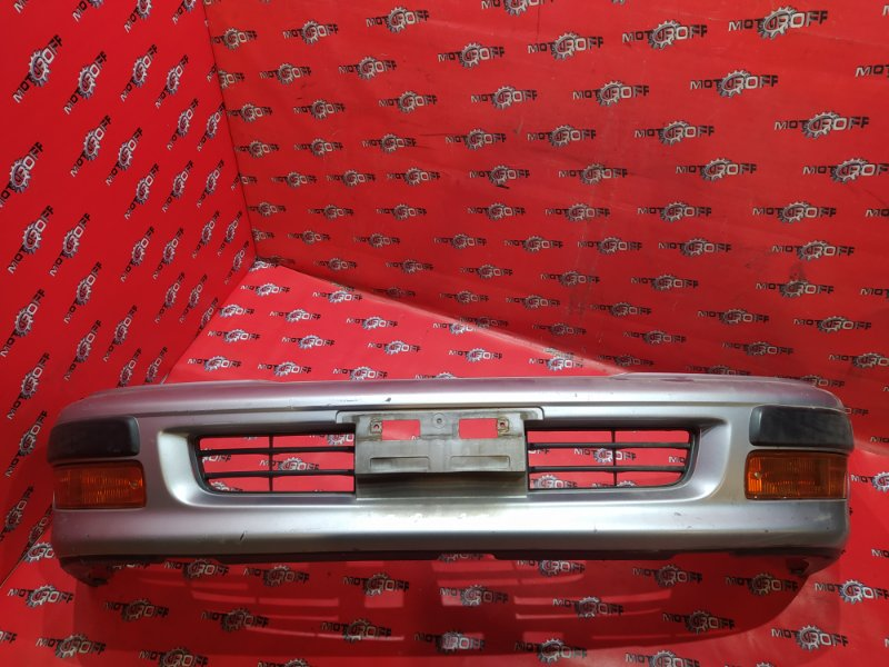 Бампер Toyota Caldina AT191G 7A-FE 1992 передний (б/у)