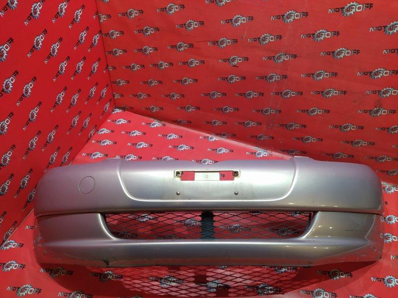 Бампер Toyota Vitz SCP10 1SZ-FE 1999 передний (б/у)