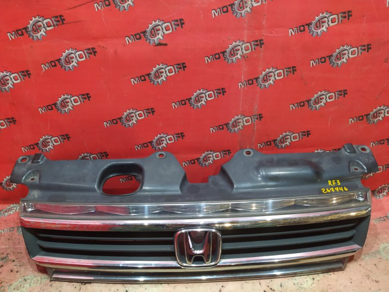 Решетка радиатора Honda Stepwgn RF3 K20A 2003 (б/у)