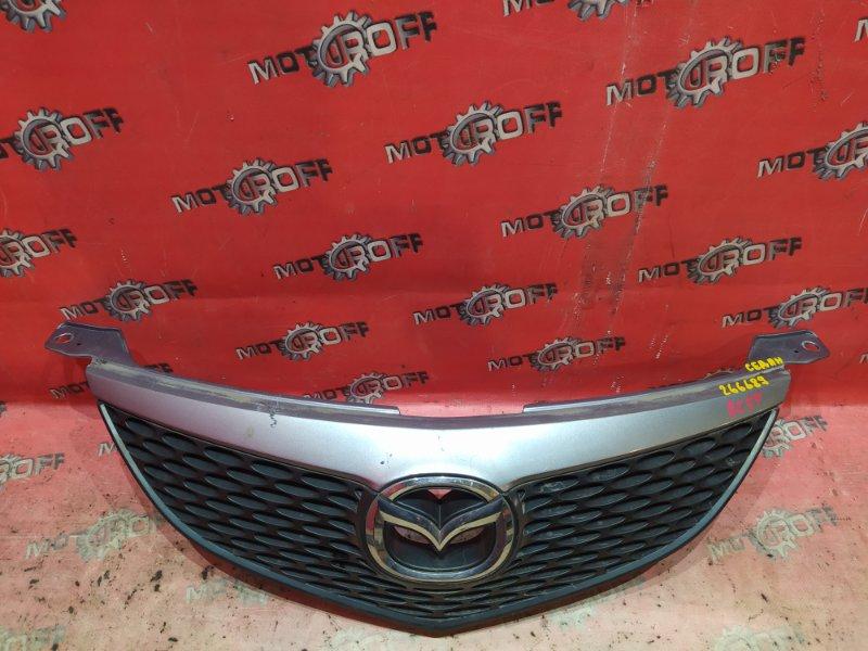 Решетка радиатора Mazda Axela BK5P ZY-VE 2003 (б/у)