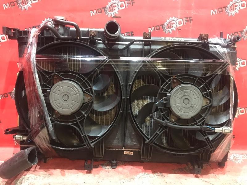 Радиатор двигателя Subaru Exiga YA5 EJ20 2008 (б/у)