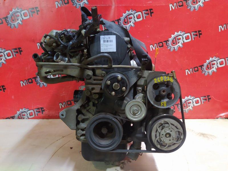 Двигатель Mazda Bongo SK82V F8 1999 (б/у)