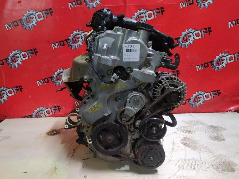 Двигатель Nissan Serena C25 MR20DE 2005 (б/у)