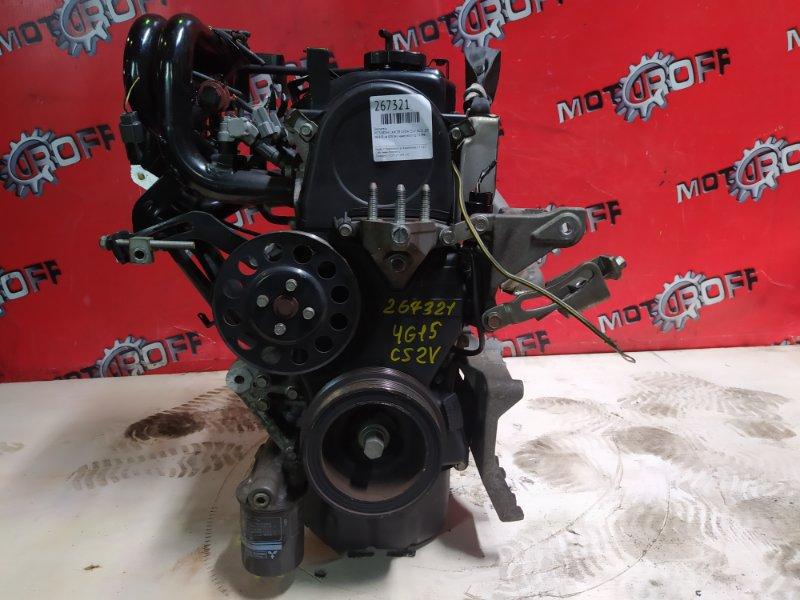 Двигатель Mitsubishi Lancer Cedia CS2V 4G15 2000 (б/у)