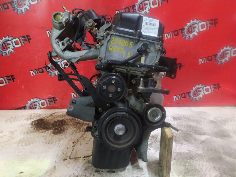 Двигатель Nissan Sunny FB15 QG15DE 1998 (б/у)