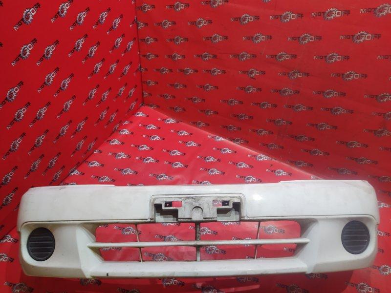 Бампер Nissan Wingroad WFY11 QG15DE 1999 передний (б/у)