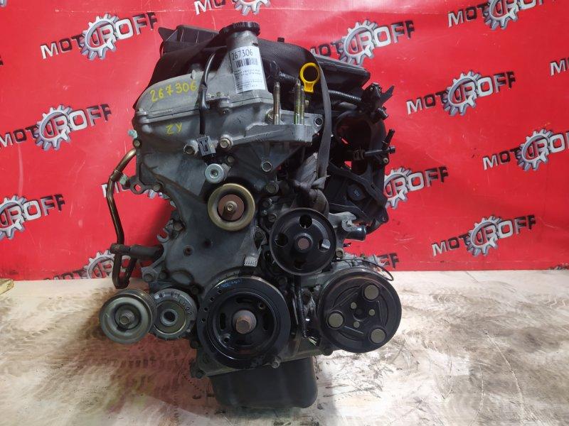Двигатель Mazda Axela BK5P ZY-VE 2003 (б/у)