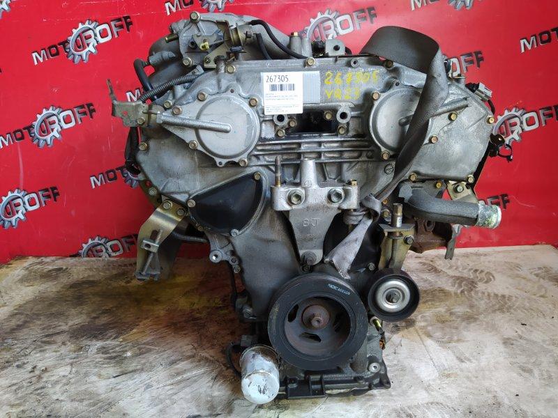 Двигатель Nissan Teana J31 VQ23DE 2003 (б/у)