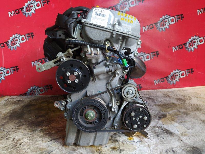 Двигатель Suzuki Swift ZC11S M13A 2004 (б/у)