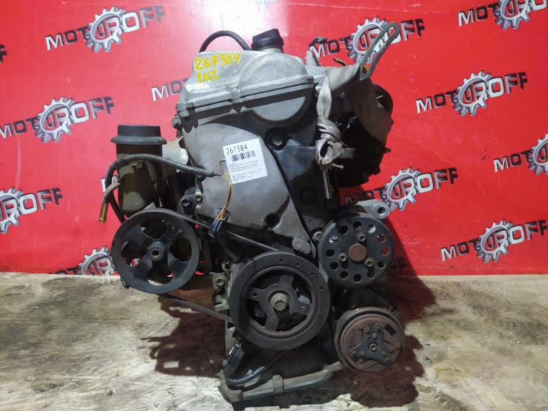 Двигатель Toyota Bb NCP31 1NZ-FE 2000 (б/у)