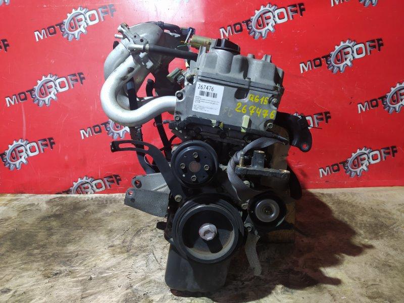 Двигатель Nissan Bluebird Sylphy FG10 QG15DE 2000 (б/у)