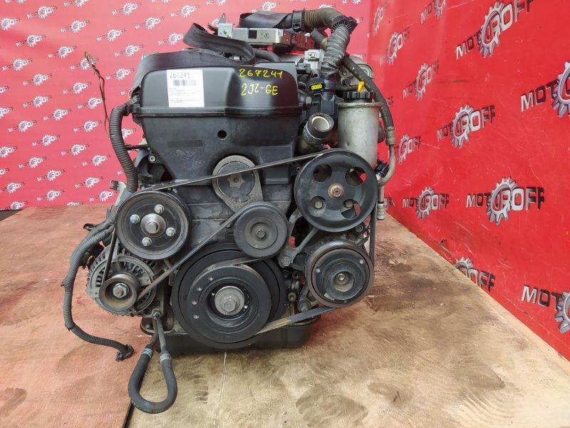 Двигатель Toyota Crown Majesta JZS175 2JZ-GE 1999 (б/у)