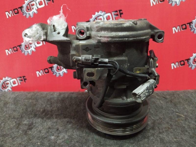 Компрессор кондиционера Toyota Windom MCV21 2MZ-FE 1996 (б/у)