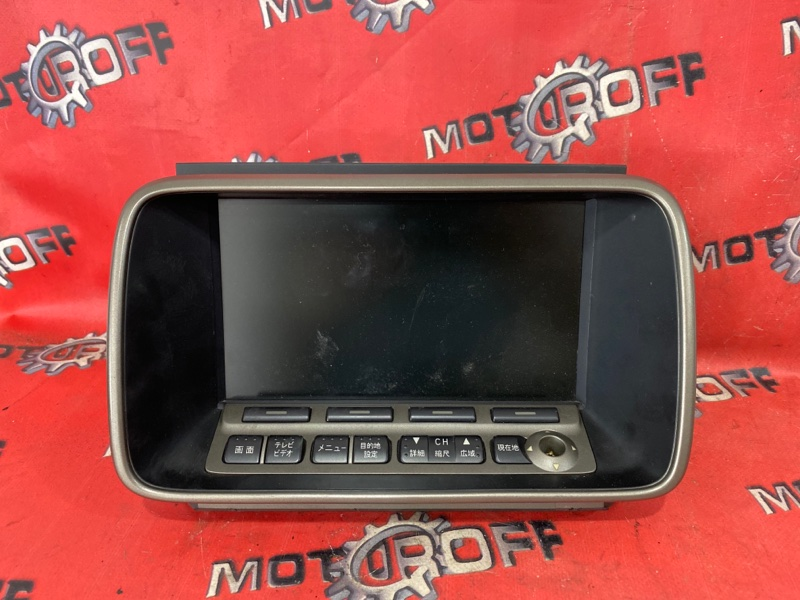 Монитор Honda Stepwgn RF3 K20A 2001 (б/у)