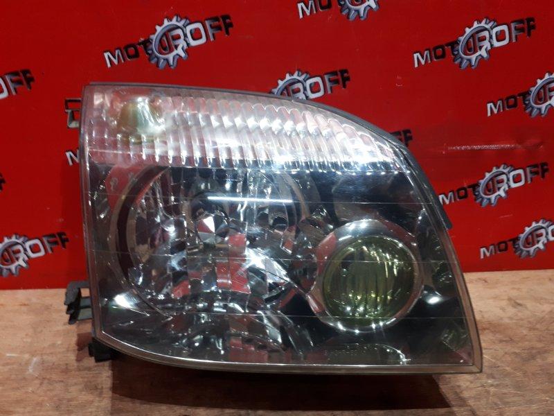 Фара Nissan X-Trail NT30 QR20DE `2000 передняя правая (б/у)
