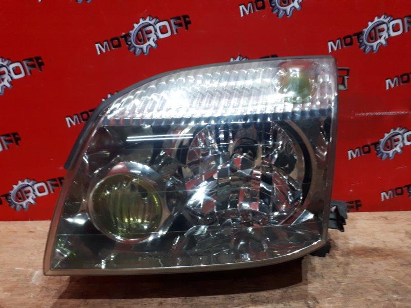 Фара Nissan X-Trail NT30 QR20DE `2000 передняя левая (б/у)