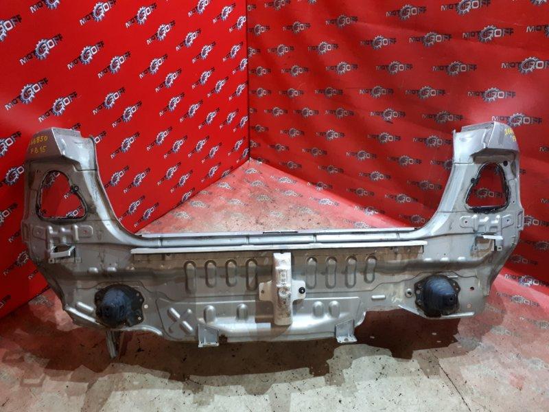 Задняя панель кузова Nissan Sunny FB15 QG15DE 1998 задняя (б/у)