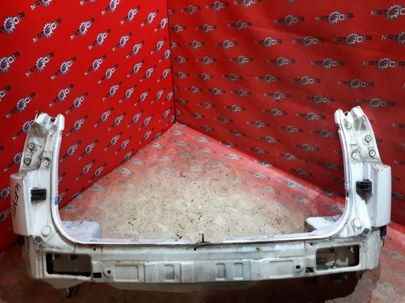 Задняя панель кузова Nissan Wingroad WFY11 QG15DE 1999 задняя (б/у)
