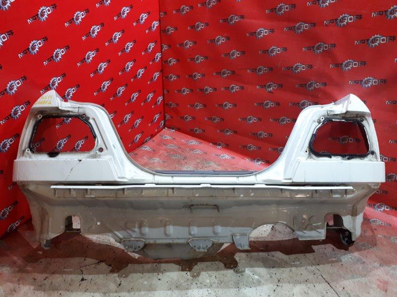 Задняя панель кузова Nissan Bluebird EU14 SR18DE 1996 задняя (б/у)