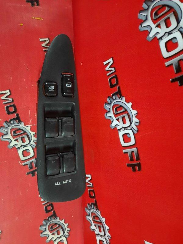 Блок управления стеклоподъемниками Toyota Alphard MNH10W 1MZ-FE 2002 правый (б/у)