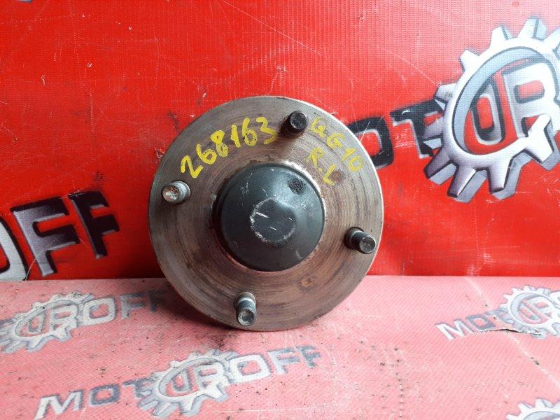 Ступица Nissan Bluebird Sylphy QG10 QG18DE 2000 задняя (б/у)