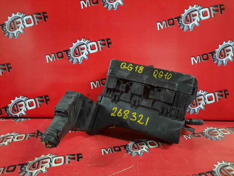 Блок реле и предохранителей Nissan Bluebird Sylphy QG10 QG18DE 2000 (б/у)