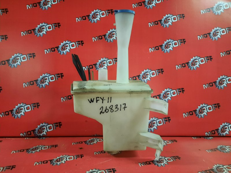 Бачок омывателя Nissan Wingroad WFY11 QG15DE 1999 (б/у)