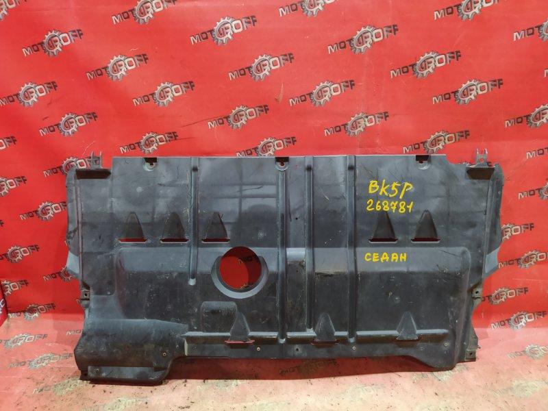 Защита двс Mazda Axela BK5P ZY-VE 2003 (б/у)