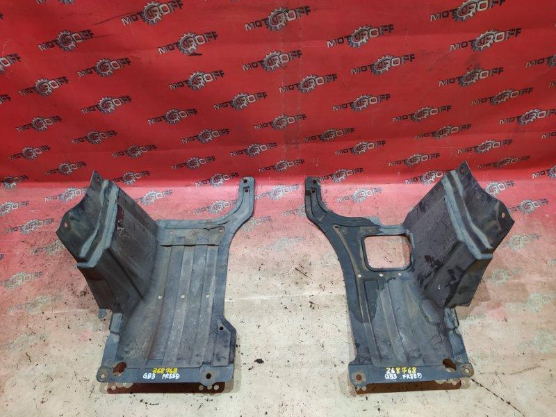 Защита двс Honda Freed GB3 L15A 2008 (б/у)