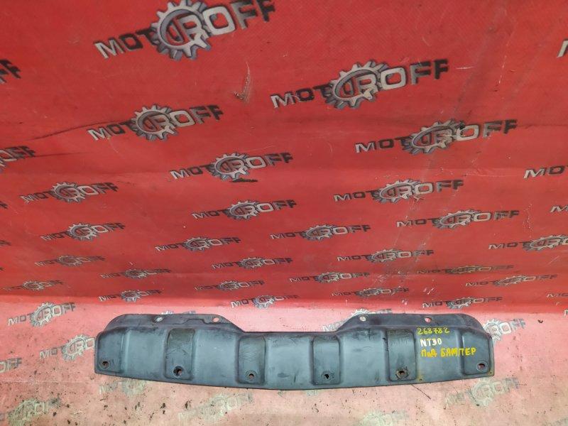 Защита двс Nissan X-Trail NT30 QR20DE `2000 (б/у)
