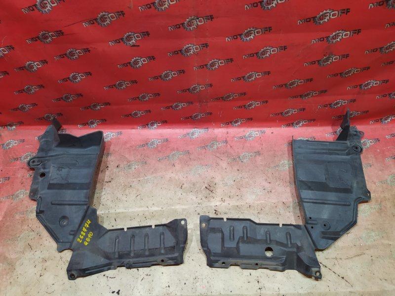 Защита двс Nissan Bluebird Sylphy QG10 QG18DE 2000 (б/у)