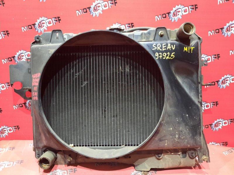 Радиатор двигателя Mazda Bongo Brawny SREAV FE 1997 (б/у)