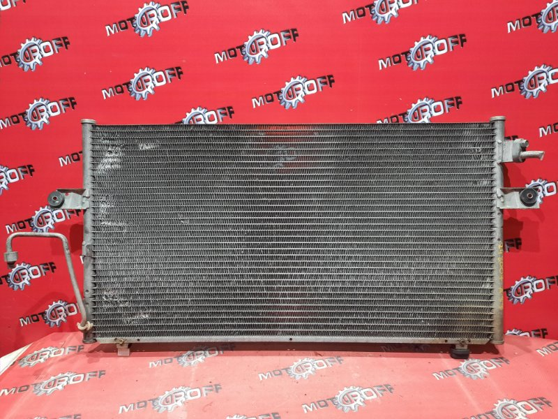 Радиатор кондиционера Nissan Cefiro PA33 VQ25DD 1998 (б/у)