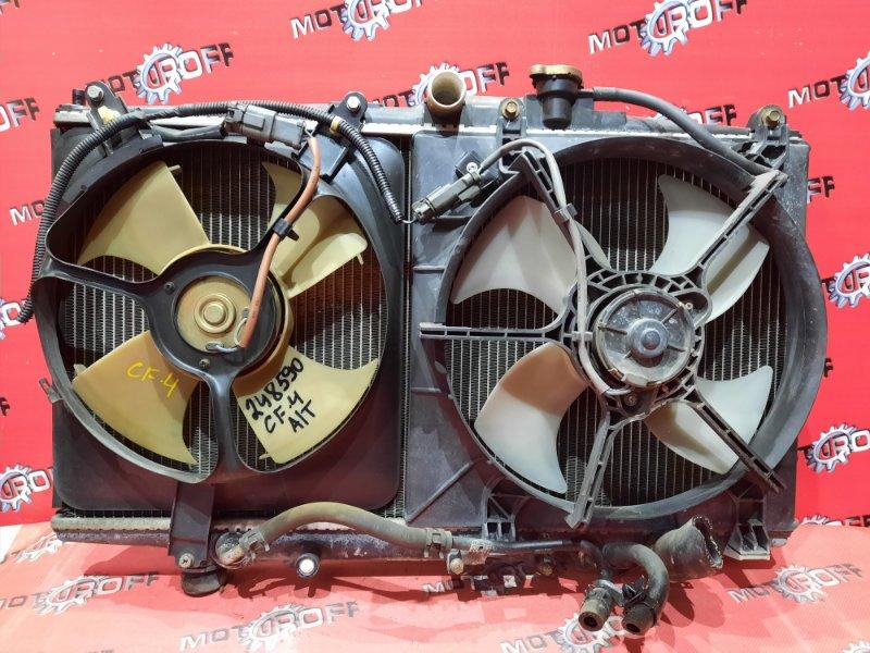 Радиатор двигателя Honda Torneo CF3 F18B 1997 (б/у)