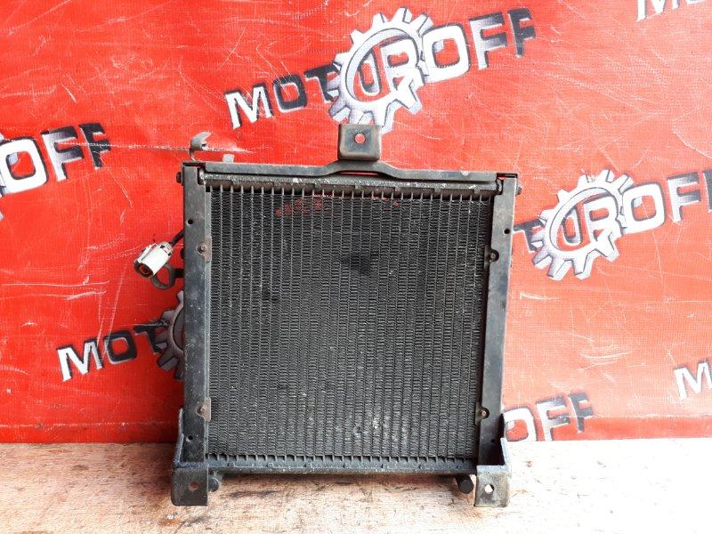 Радиатор кондиционера Nissan Atlas R4F23 QD32 1992 (б/у)