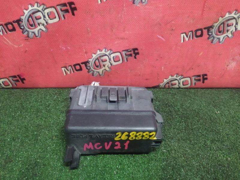 Блок реле и предохранителей Toyota Windom MCV21 2MZ-FE 1996 (б/у)