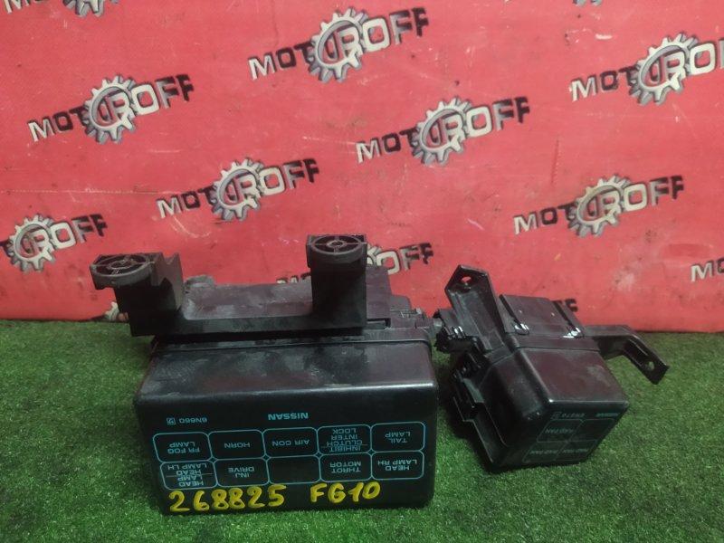 Блок реле и предохранителей Nissan Bluebird Sylphy FG10 QG18DE 2000 (б/у)
