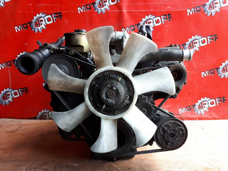Двигатель Nissan Atlas R4F23 QD32 1992 (б/у)
