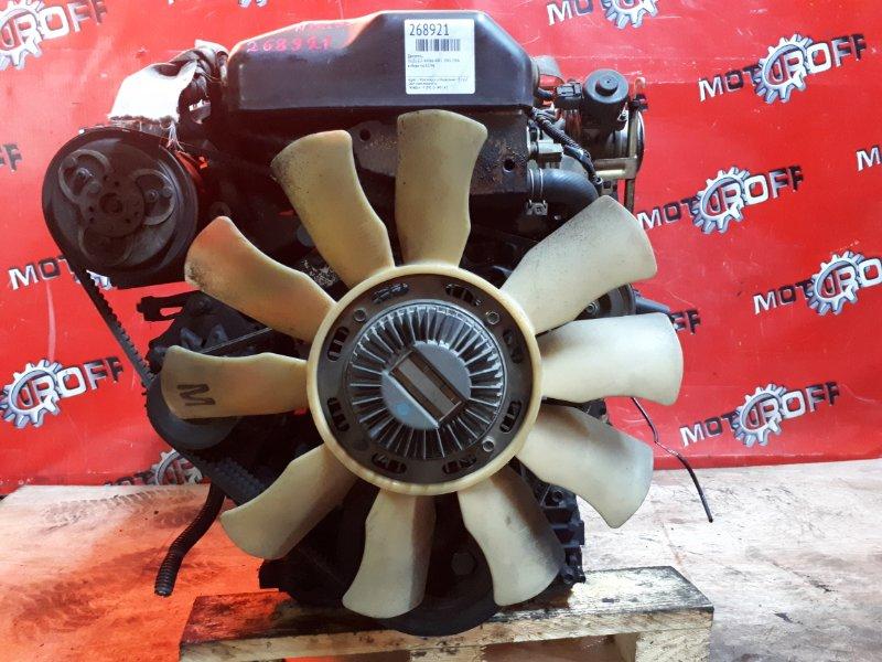Двигатель Isuzu Elf NKR66 4HF1 1993 (б/у)