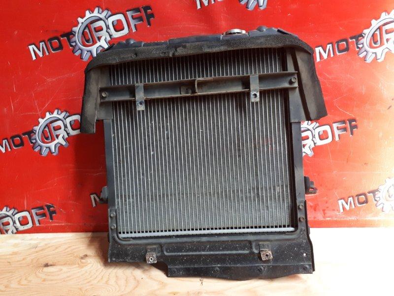 Радиатор двигателя Isuzu Elf NKR66 4HF1 1993 (б/у)