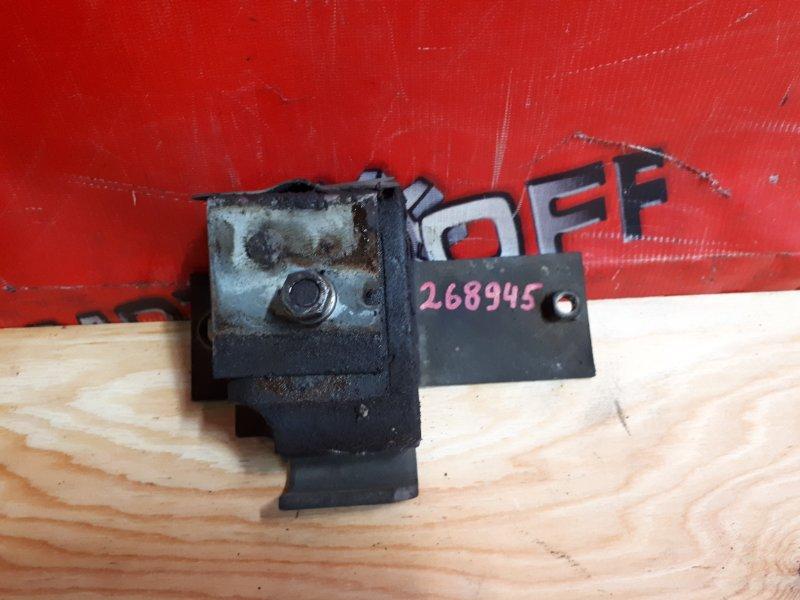 Подушка двигателя Isuzu Elf NKR66 4HF1 1993 правая (б/у)