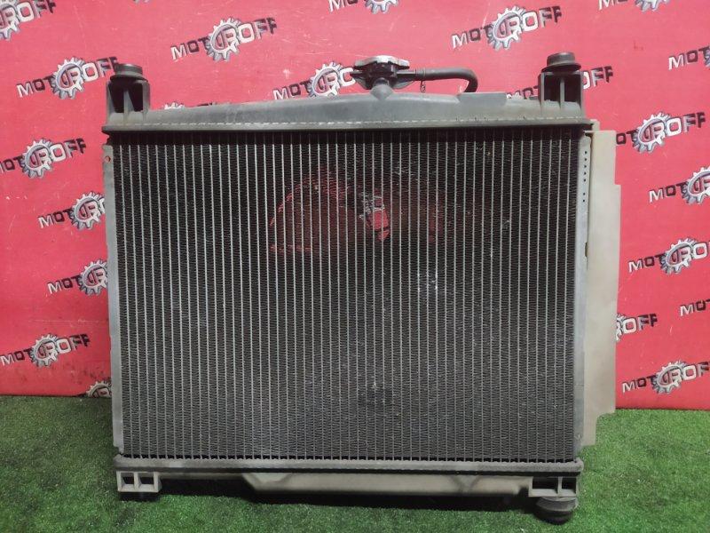 Радиатор двигателя Toyota Vitz SCP10 1SZ-FE 1999 (б/у)