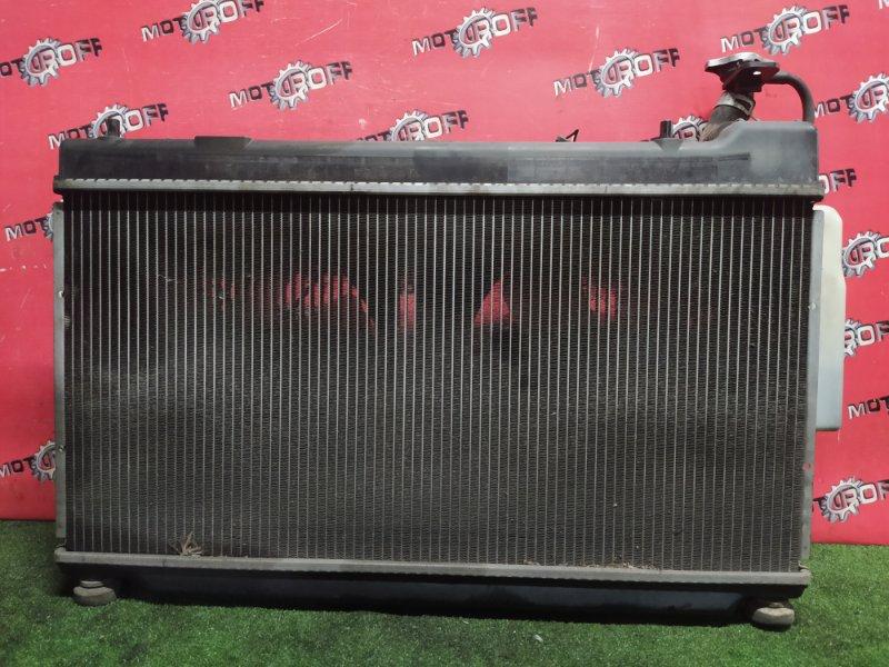 Радиатор двигателя Honda Fit GD1 L13A 2004 (б/у)