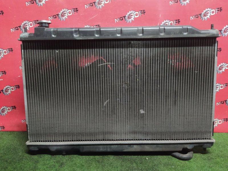 Радиатор двигателя Nissan Teana J31 VQ23DE 2003 (б/у)